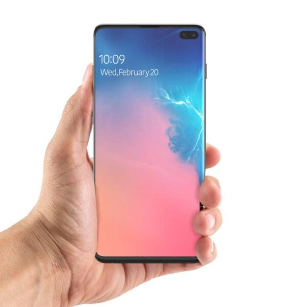 Galaxy S10+ GlassFusion