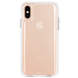 iPhone XS Tough Clear