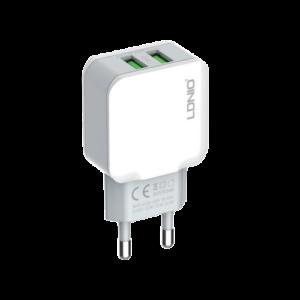 2.4A Dual USB EU Charger