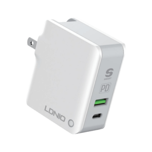 PD + Auto-Id Fast Travel Charger