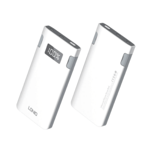 Power Bank With Built-in Dual Cable
